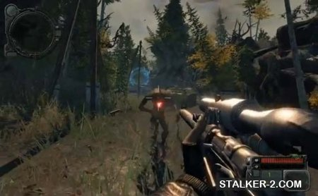 Stalker на движке Crysis (CryZone: Sector 23)