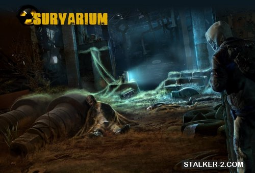 Survarium и Stalker 2. Живой и мертвый